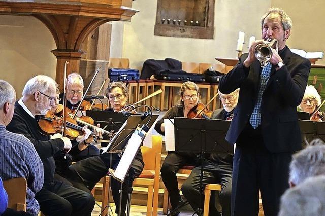 Konzert für singende Trompete