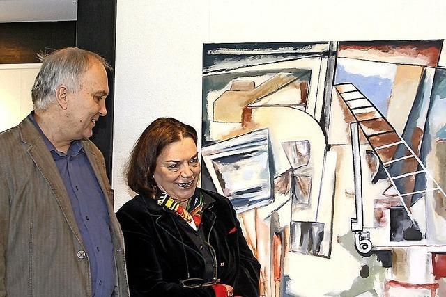 Zum Tod des Malers Heinz Schultz-Koernig