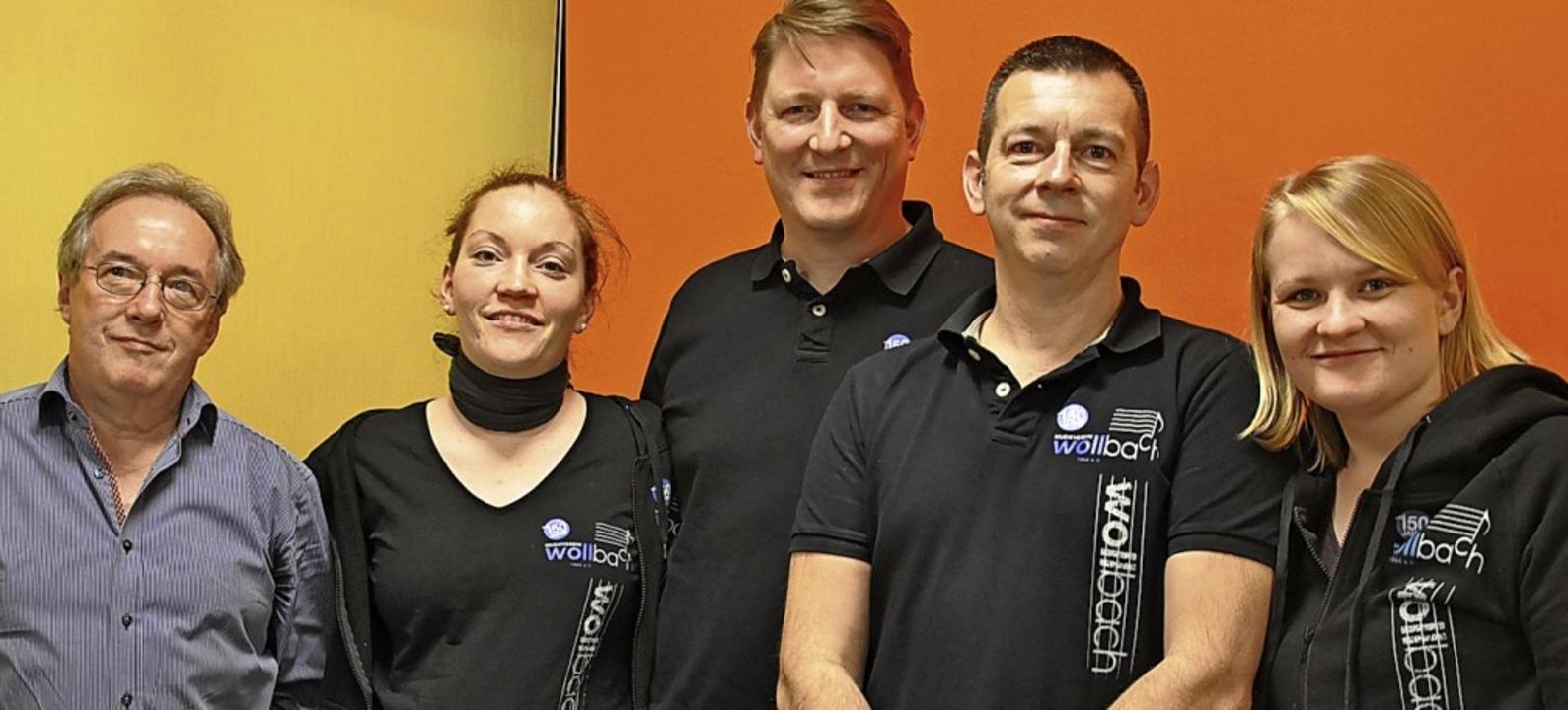Die neu- und wiedergewählten Vorstands...ckuk, Frank Reinacher und   Maria Krey    Foto: Jutta Schütz