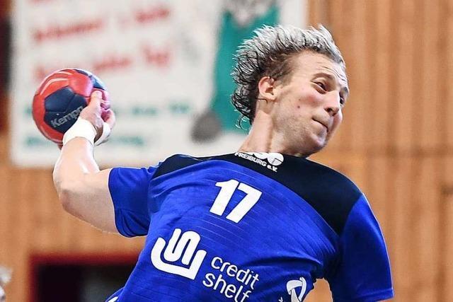Kaum Gegenwehr bei der HSG – weil ein neuer Zusammenschluss im Freiburger Männer-Handball die sportliche Zukunft regelt?