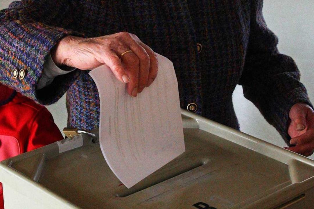 Am 22. März werden die Pfarrgemeinderäte gewählt.  | Foto: privat