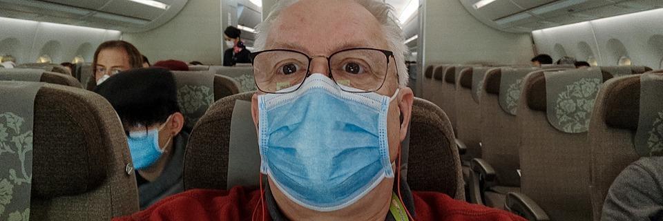 Ein Freiburger berichtet von seiner Zeit im Corona-Risikogebiet in China
