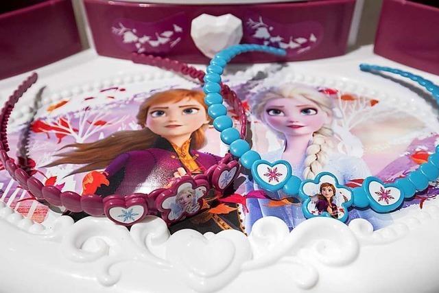 Disney-Hits retten deutsche Kinobilanz