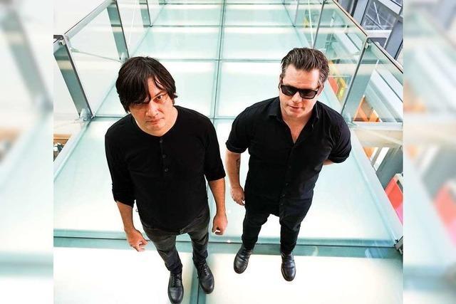 US-Rockband spielt spontan in der Freiburger Kultkneipe Swamp