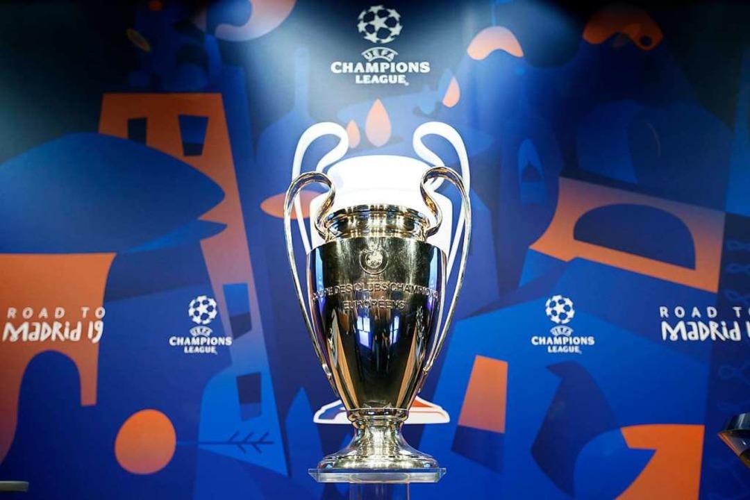 Die Champions League garantiert all de...ie mitspielen dürfen, Millionensummen.  | Foto: Salvatore Di Nolfi
