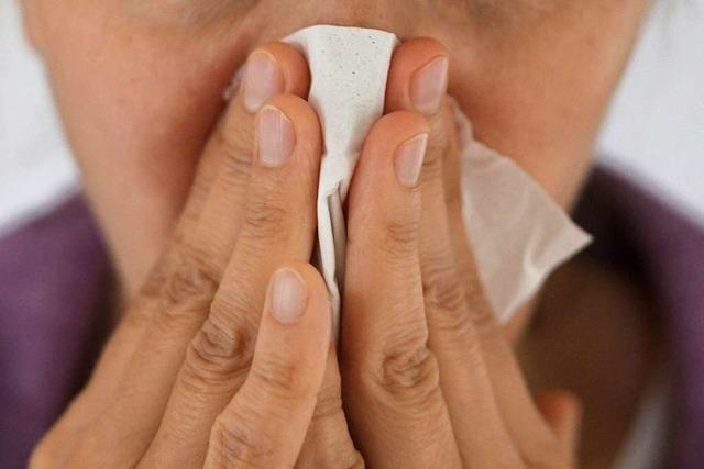 Zahl der Grippefälle in Baden-Württemberg hat sich fast verdoppelt