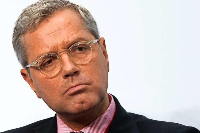 Überraschende Kandidatur: Röttgen will CDU-Chef werden