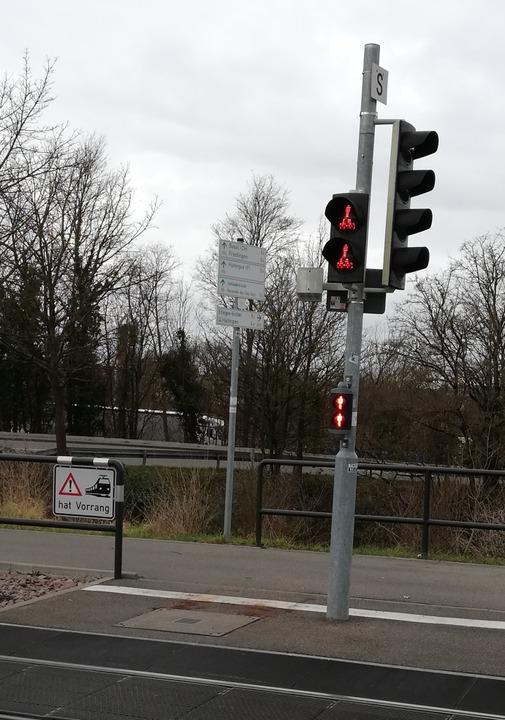So sieht's jetzt am Übergang aus  | Foto: Stadtverwaltung Weil am Rhein