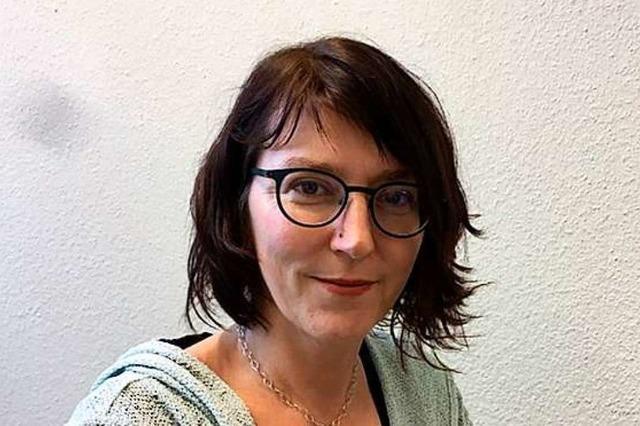 Familientherapeutin Petra Fieber berät ältere Menschen psychologisch
