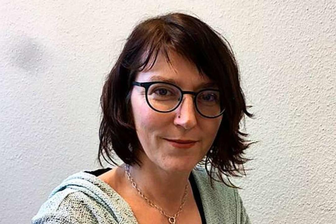 Familientherapeutin Petra Fieber vom P...irche Freiburg berät  ältere Menschen.    Foto: Privat