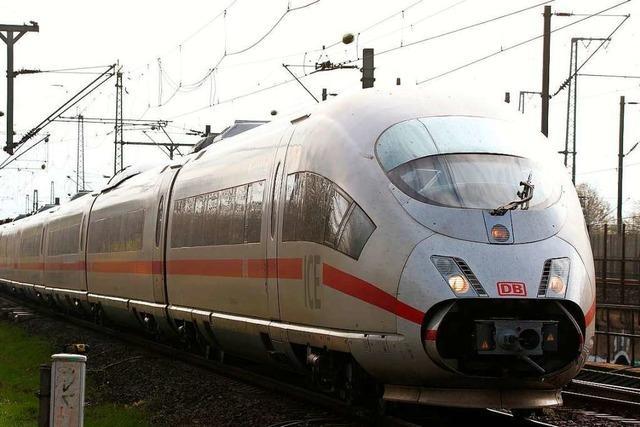 Polizei nimmt zwei Männer in Zügen zwischen Freiburg und Basel fest