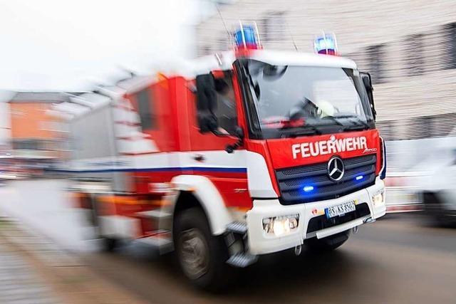 Freiwillige Feuerwehr Glottertal bekommt neues Löschfahrzeug für 400.000 Euro