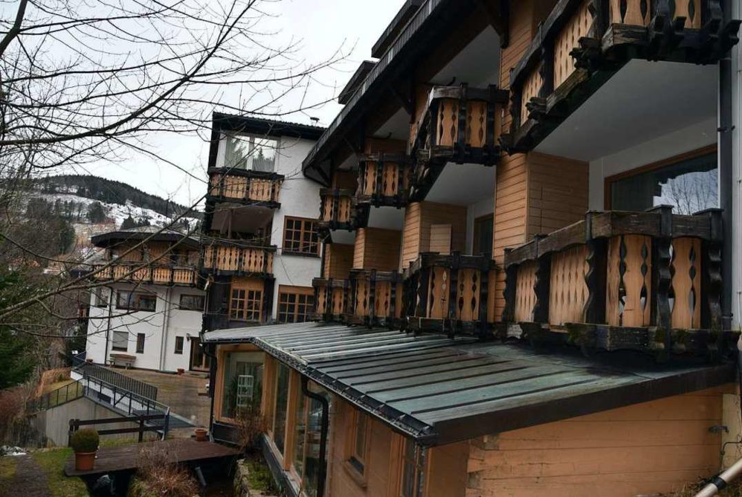 Das frühere Hotel Mangler besitzt 27 Zimmer.  | Foto: Ulrike Jäger