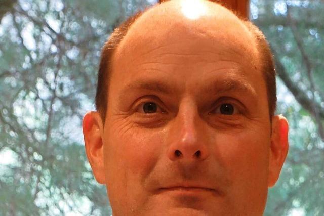 Oliver Heimann will Bürgermeister von Kandern werden