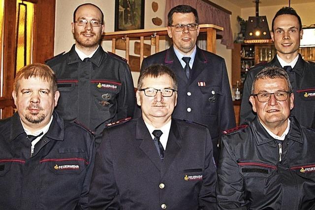 Guido Müller rückt als Kommandant für Gerhard Pfeifer nach