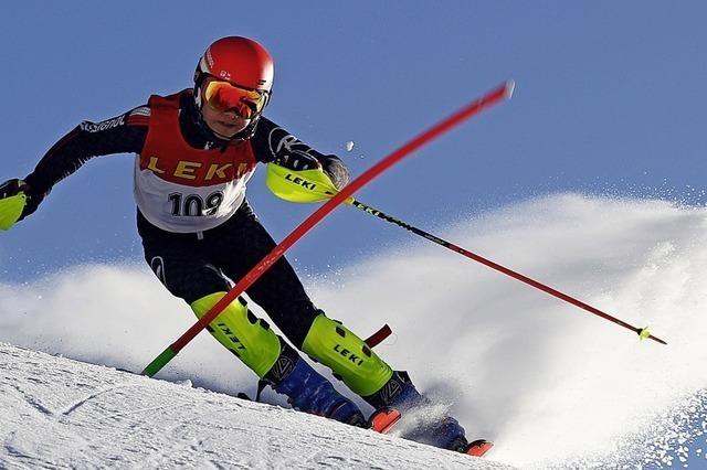 Leo Scherer triumphiert in Oberstaufen