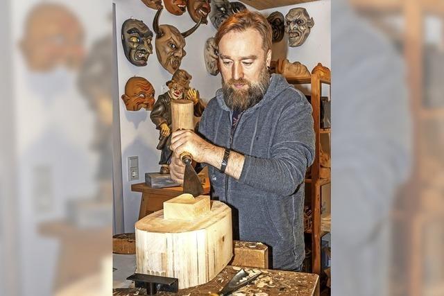 Holz – das ist sein Lebenselixier