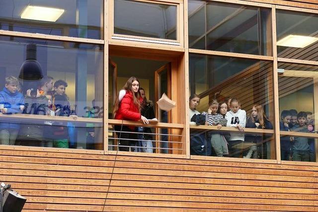 Erinnern und Zivilcourage lernen am Waldkircher Gymnasium