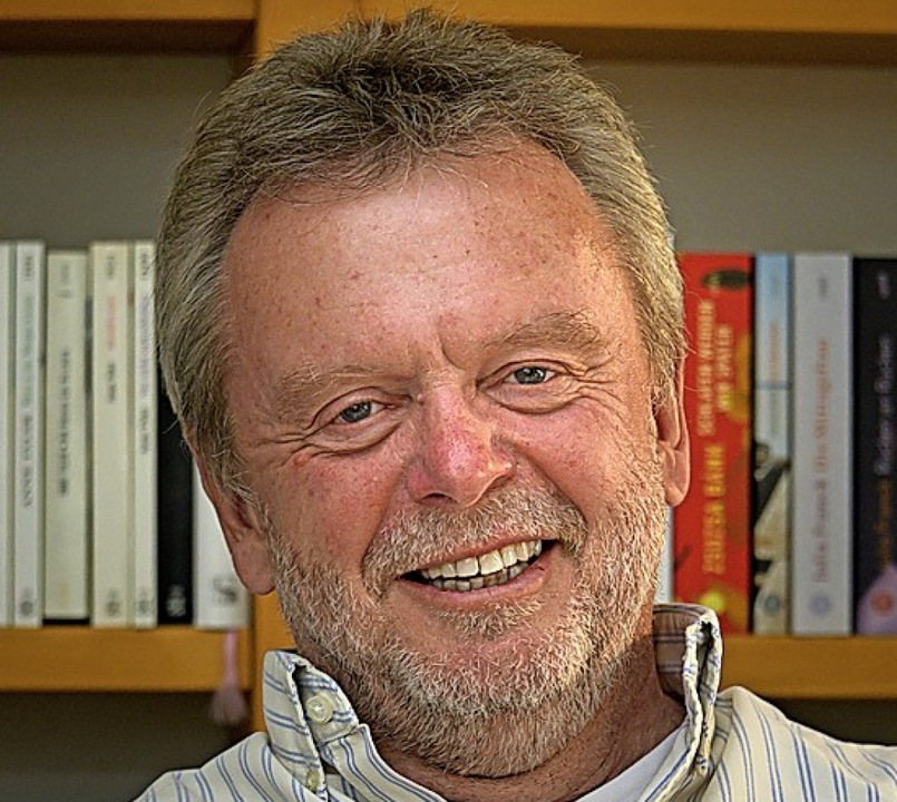 Frank van Veen (UBL)    Foto: privat
