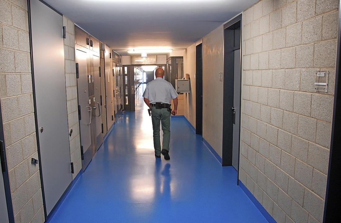 Fünf neue Stellen gibt es für die Justizvollzugsanstalt Offenburg.  | Foto: Helmut Seller