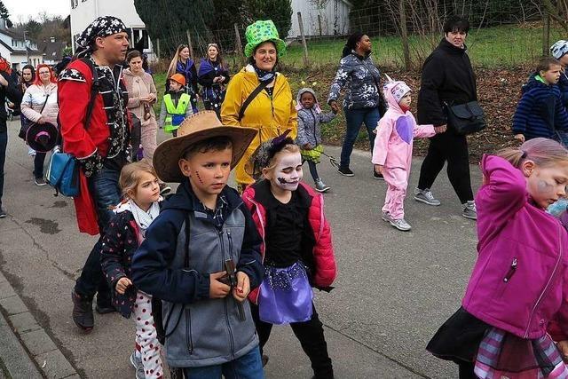 Warum die Kinderfasnacht in Schliengen am Samstag ausfällt