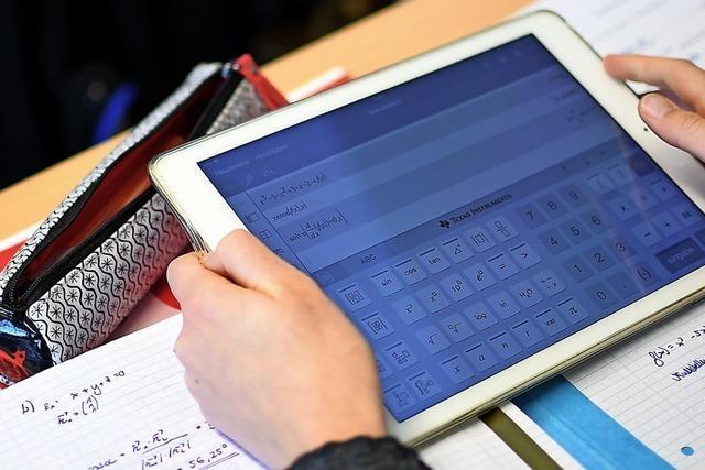 Gemeinschaftsschule wir digital ausgestattet