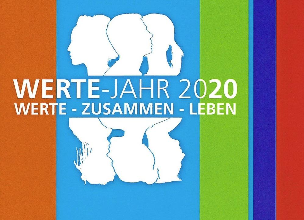 Mitmachen ist gefragt im Wertejahr.   | Foto: Stadt Rheinfelden