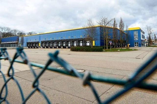 Amazon siedelt Umschlagzentrum in Freiburg-Hochdorf an