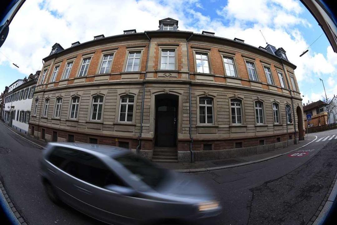 Die schönen Fassaden der Unteren Wallb...e Sanierung besser zur Geltung kommen.  | Foto: Jonas Hirt