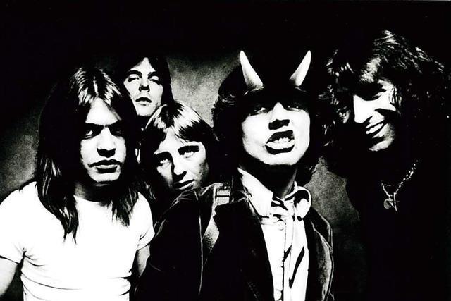 AC/DC-Legende Bon Scott: