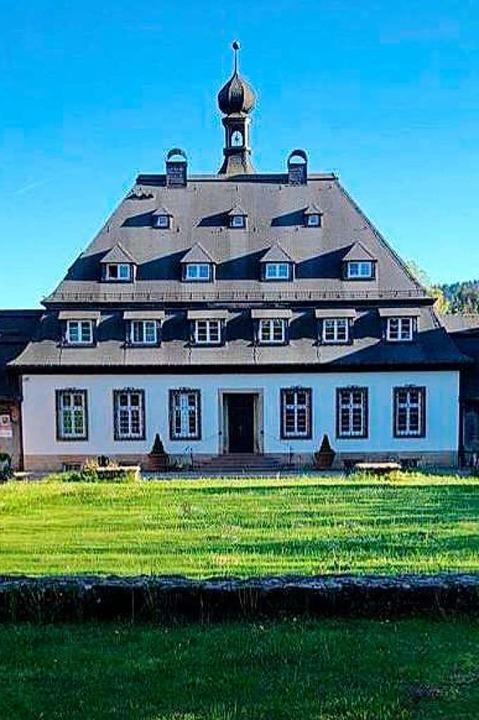 Das Haupthaus des Internats Birklehof  | Foto: Yue Witschel