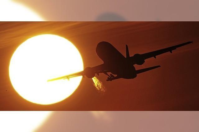 Noch mehr Passagiere im Flugzeug