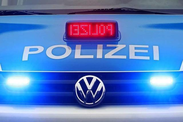 84-Jähriger verwechselt in Bad Säckingen Treppe mit einer Parkplatzausfahrt