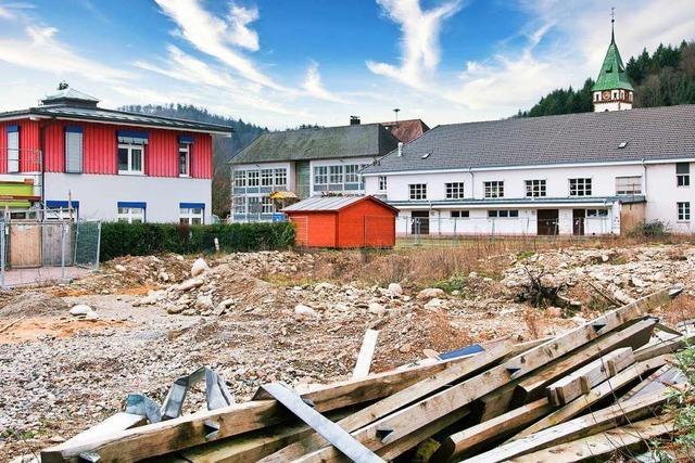 Der Gemeinderat Hausen segnet den Bauantrag fürs Pflegeheim ab