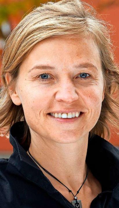 Sabine Recker leitet das Freiburger Referat für bezahlbares Wohnen.    Foto: Ingo Schneider