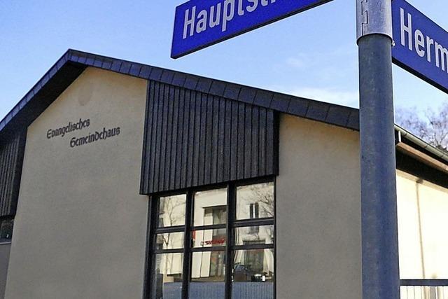 Gemeindehaus sucht weitere Nutzer