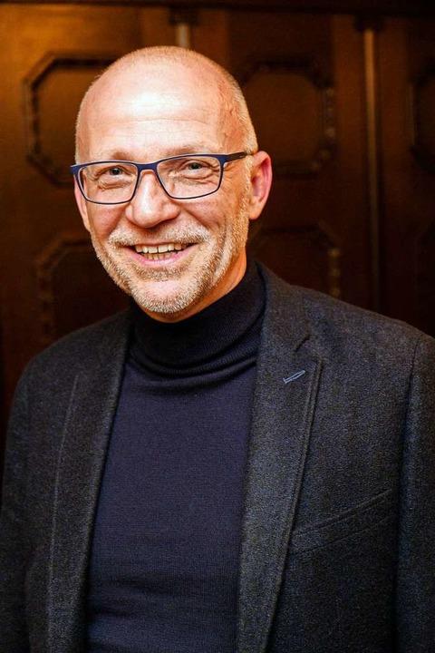 Bernhard Hoch  | Foto: Ansgar Taschinski
