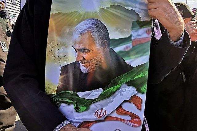 US-Politik als Damoklesschwert über dem Iran