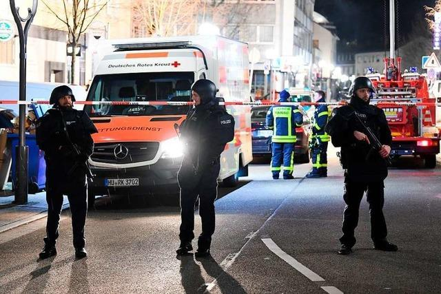 11 Tote nach Anschlag auf Shisha-Bars in Hanau – Hinweise auf rassistisches Motiv