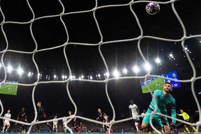 Trikot-Panne und Geduld: Leipzig gegen Tottenham jetzt Favorit