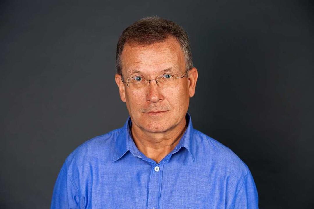 BZ-Redakteur Peter Stellmach  | Foto: Carlotta Huber