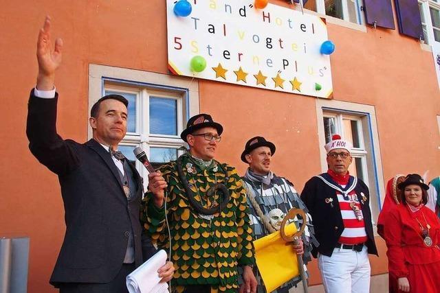 Fotos: Talvogtei in Kirchzarten wird 5-Sterne-Grand -Hotel