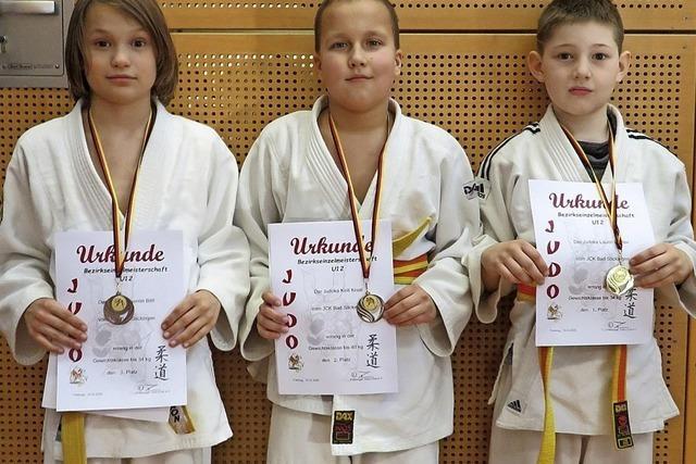 Bad Säckinger im Judo erfolgreich