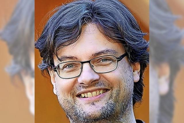 Joachim Bensel referiert in Lörrach über Steinzeitgene im Digitalzeitalter