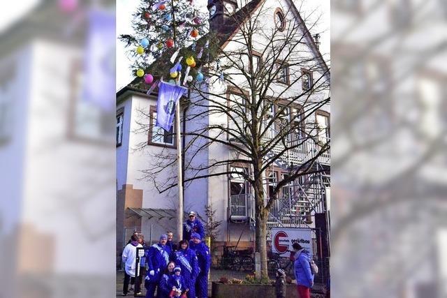 Windenreuter Narrenbaum