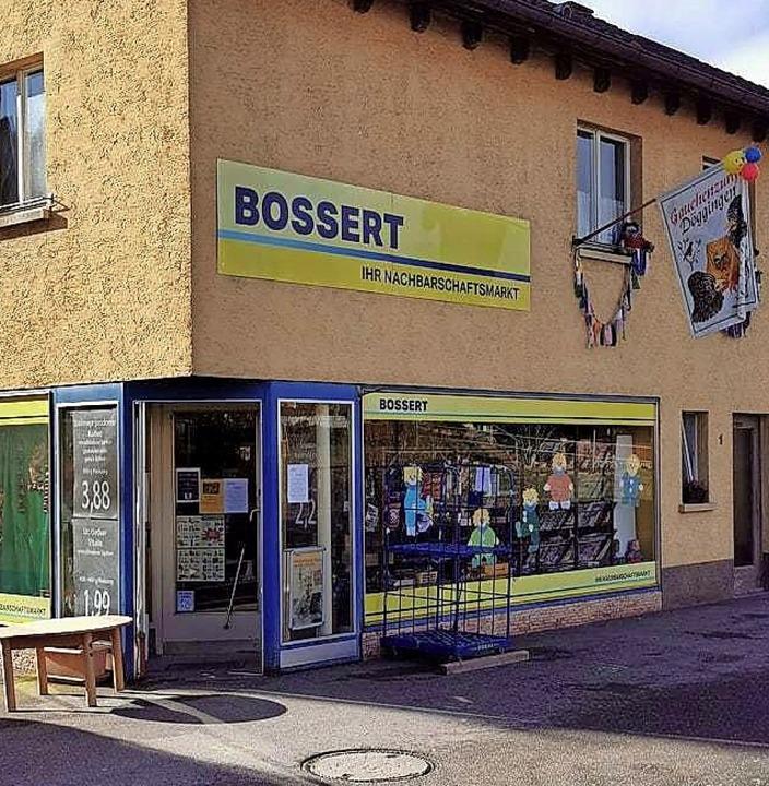Der Laden in Döggingen schließt.  | Foto: Christa Maier