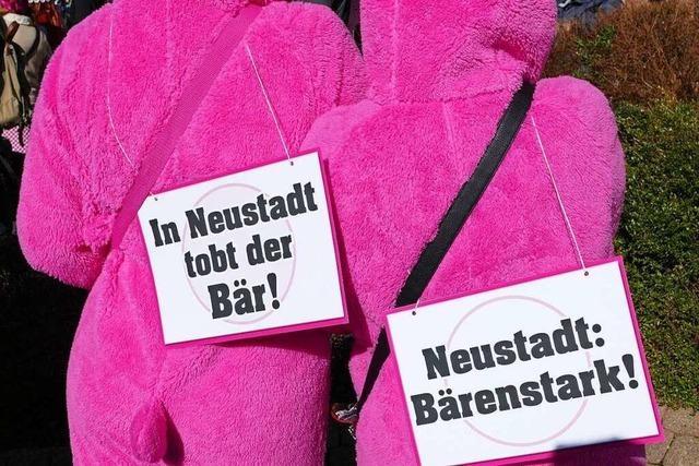 Fotos: Schmutziger Dunschdig in Titisee-Neustadt