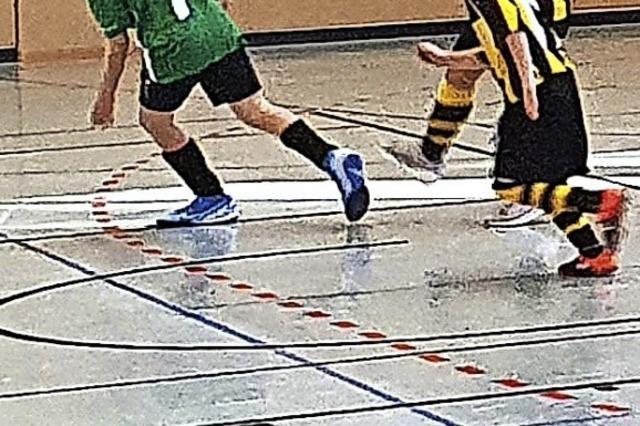 Kicker zeigen ihr Können