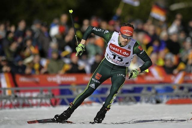 Fabian Rießle träumt vom Weltcupsieg in Schonach