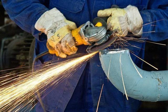 Viele kluge Köpfe in der Metallindustrie